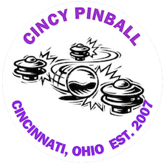 Cincy Pinball logo